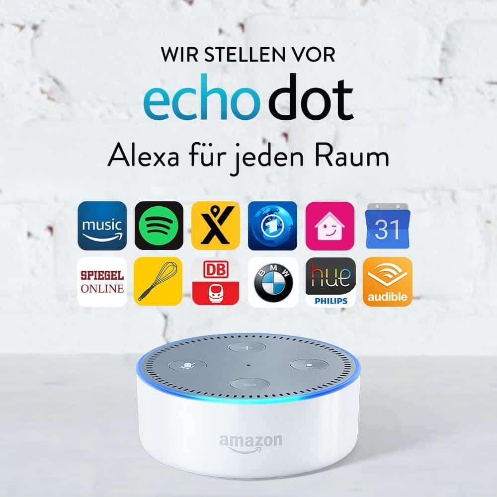 ▷ Alexa einrichten + Alles über Technik auf ✓ Digital-Hacks.de