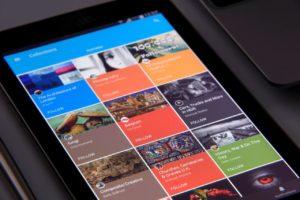 Outlook zum Starten und lesen von Newsgroups einrichten