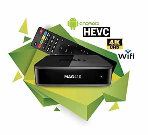 4K IPTV Receiver